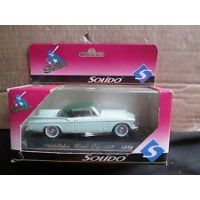 Solido 4522 Sixties Studebaker hard top couleur verte