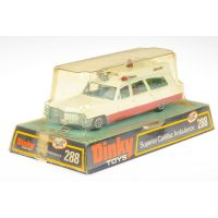Dinky Toys (GB) Réf. 288 Superior Cadillac Ambulance Speedwheels