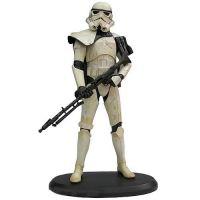 Star Wars Sandtrooper sargent statue Attakus