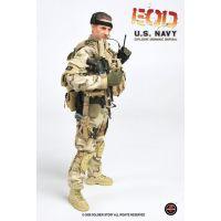 US Navy Explosive Ordnance Disposal (EQD) figurine échelle 1:6 Soldier Story SS013
