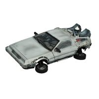 Back to the Future 2 (BTTF) Frozen Hover Time Machine Electronic Vehicle 1:15 Scale 14-inch