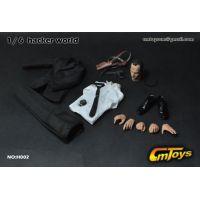 Hacker World ensemble de vêtements pour figurine échelle 1:6 (Matrix) CM Toys H002