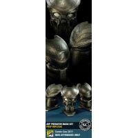 Predator mask set Sideshow 91182