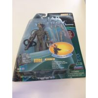 Star Trek The Next Generation 10th Anniversary Borg figurine 6 po Playmates 16254
