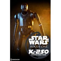 Star Wars Rogue One: A Star Wars Story K-2SO Premium Format Figure Sideshow Collectibles 300560