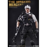 The Masked Mercenaries Continue To Fight figurine échelle 1:6 FlagSet FS-73003