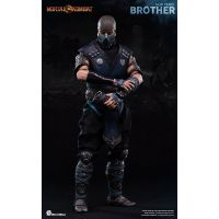 Mortal Kombat Sub Zero Brother édition limitée figurine échelle 1:6 WorldBox