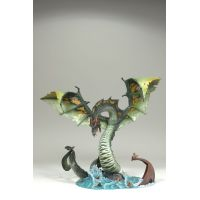 McFarlane's Dragons S�rie 5 The Fall of the Dragon Kingdom Water Dragon Clan McFarlane