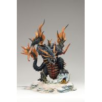 McFarlane's Dragons S�rie 4 The Fall of the Dragon Kingdom Water Dragon Clan McFarlane
