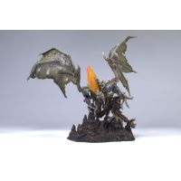 McFarlane's Dragons S�rie 6 The Fall of the Dragon Kingdom Fossile Dragon Clan Deluxe Box Set McFarlane