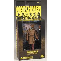 Watchmen série 1 Rorschach figurine 7 po DC Direct