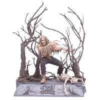 Ozzy Osbourne Bark at the Moon figurine McFarlane