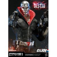 GI Joe Destro statue Prime 1 Studio 903196
