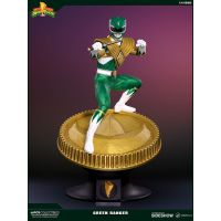 Power Rangers Green Ranger statue échelle 1:4 Pop Culture Shock 903198