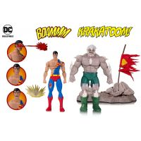 DC Icons - Superman vs Doomsday Death of Superman Deluxe 2-pack
