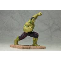 Avengers Age of Ultron - Hulk Artfx Statue 1/10 Scale 10-inch (Product Opened and Displayed) (Box not Mint)
