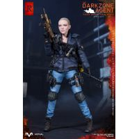 The DarkZone Agent Take back the city Tracy figurine échelle 1:6 Virtual Toys VM019