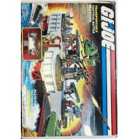 G.I. Joe 1985 Transportable Tactical Battle Platform Canadian Box  (Used, Imcomplete) Sell is Final Sold in Store Only