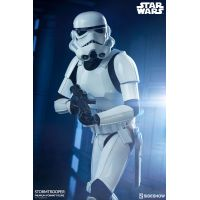 Star wars Episode IV: A New Hope Stormtrooper Premium Format Figure Sideshow Collectibles 300526