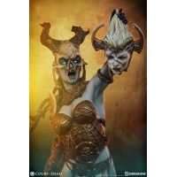 Court of the Dead Kier Deaths Warbringer Premium Format Figure Sideshow Collectibles 300550