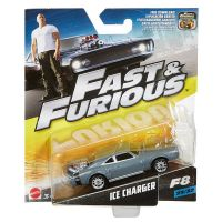 Fast and Furious Ice Charger (F8) 23/32 échelle 1:55 Mattel (2016) FCF58