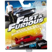 Fast and Furious Dodge Charger 1969 (Fast & Furious 6) 29/32 échelle 1:55 Mattel (2016) FCN86