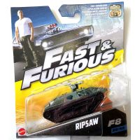 Fast and Furious Ripsaw (F8) 22/32 échelle 1:55 Mattel (2016) FCF57