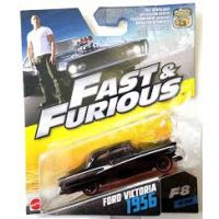 Fast and Furious Ford Victoria 1956 (F8) 4/32 échelle 1:55 Mattel (2016) FCF39