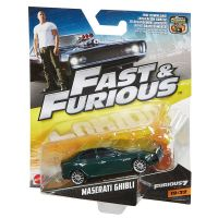 Fast and Furious Maserati Ghibli (Furious 7) 19/32 échelle 1:55 Mattel (2016) FCF54
