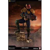 Judge Dredd Statue Pop Culture Shock 903376