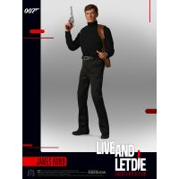Vivre et laisser mourir (James Bond Live and let die) James Bond Roger Moore figurine échelle 1:6 BIG Chief Studios 903143