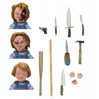 Child's Play Ultimate Chucky 4-inch Figure NECA