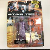 Star Trek Generations Guinan opérateur de la salle Ten Forward figurine Playmates