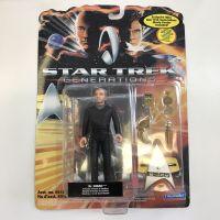 Star Trek Generations Dr Soran Némésis El Aurien de Starfleet figurine Playmates