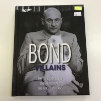 Livre Bond Vilains The Evil Geniuses The Master Plans DK ISBN 978-0-7566-6875-7