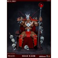 Mortal Kombat Shao Kahn the Konqueror avec son trône statue échelle 1:3 Pop Culture Shock 903548