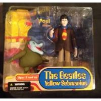 The Beatles Yellow Submarine Paul with Jeremy figurine Spawn McFarlane