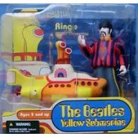 The Beatles Yellow Submarine Ringo with Yellow Submarine figurine Spawn McFarlane