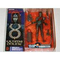 Ultima Online Captain Dasha figurine 7 po McFarlane
