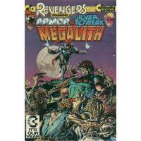 Revengers 4 & 6 Lot (1987 Continuity Comics) VF-NM