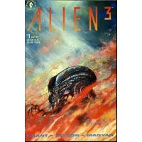 Alien 3 Movie Adaptatipn Complete Set 1-3 Dark Horse