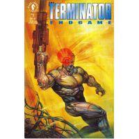 Terminator Endgame Complete Set 1-3 Dark Horse  VF-NM