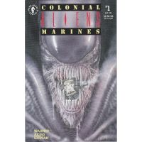 Aliens: Marines Colonial 1-3-4 Lot Dark Horse  VF-NM