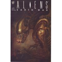 Aliens: Earth War 1-2-3 Lot Dark Horse  VF-NM