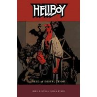 Hellboy TP Vol. 1 Seed of Destruction ISBN: 978-1-59307-094-6