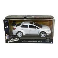 Fast and Furious 8 Mr Little Nobody's Subaru WRX STI Jada Toys 98305