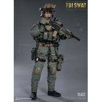 San Diego Special Weapons and Tactics Team figurine 1:6 Dam Toys 78044A