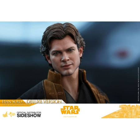Star Wars Solo: A Star Wars Story Han Solo Version Deluxe figurine échelle 1:6 Hot Toys 903610
