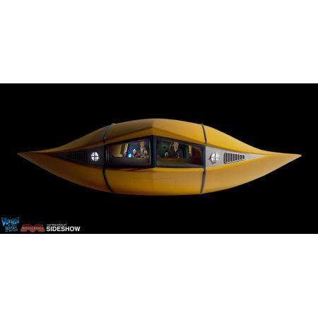 Voyage au fond des mers Flying Sub Deluxe Edition Die-Cast échelle 1:32 Moebius Models 903228