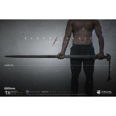 God's Demon Baron Faraiis Dark Sword Prop Collection Prop Replica Zenpunk Collectibles 903258